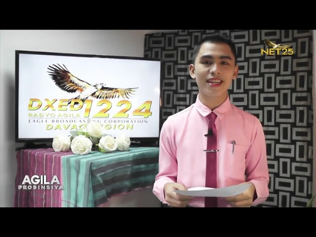 Agila Probinsiya - Mindanao News July 23, 2021
