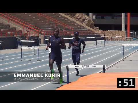 Workout Wednesday: The Two Best 800m Runners In The World