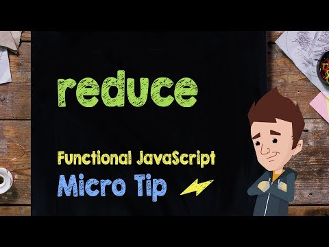 Reduce - Functional JavaScript - Supercharged