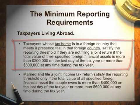 New IRS Amnesty, FATCA & FFI Reporting