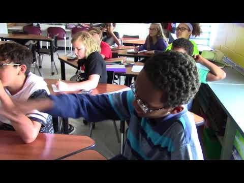 CLR in 6th Grade Math - Joel Weingart, Fridley Middle School