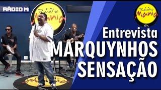 🔴 Radio Mania - Marquynhos Sensação - Mina do Dono