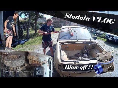 Blow off ventil - Subaru - Stodola Vlog :) BEZ KOMPRESE (:
