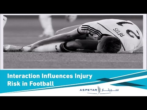 Interaction Influences Injury Risk in Football by Athol Thomson.