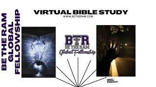 BTR Virtual Bible Study // ESTHER FINAL // Be the Ram Global Fellowship // Pastor McKissic