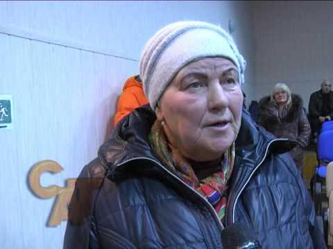 зустріч кандидатів на керівні посади Миколаївки  з громадою.