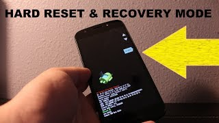Moto E5 Play: : Hard Reset and Recovery Mode