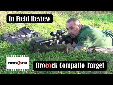 Brocock Compatto Target Field Review HD