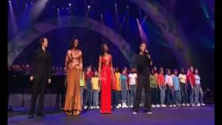 celine dion some singers aren t they all our children live world childeren day