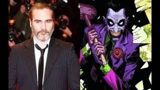 Joaquin Phoenix's Joker Movie Gets Official Title and Release Date