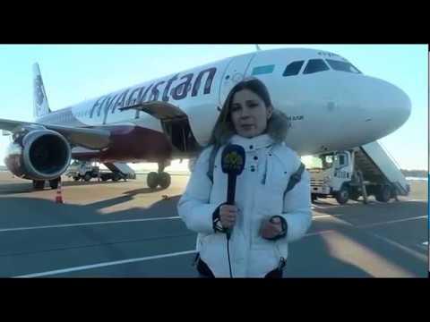 Из аэропорта Петропавловска отправился первый борт компании FlyArystan в Алматы
