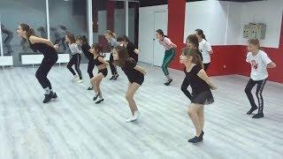 Современные танцы для детей в Курске. Один урок из жизни студии танцев Dance Life