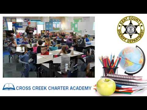 Cross Creek Charter Academy School Visit - Shop With a Sheriff Outreach