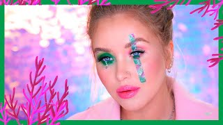 КРЕАТИВНЫЙ МАКИЯЖ I Урок макияжа I НаталинаМУАРАФОН 3