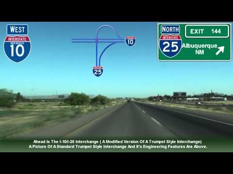 I-10 Las Cruces, NM