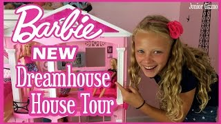 Video NEW Barbie Dreamhouse Full House Tour by Baby Gizmo download MP3, 3GP, MP4, WEBM, AVI, FLV September 2018
