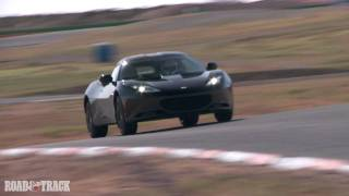 2009 Porsche Cayman S vs. 2010 Lotus Evora: A Duel in Death Valley