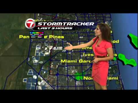 WSVN Weather Complete Local Weather Coverage Miami, Fort Lauderdale,  Channel 7 News Fox WSVN TV