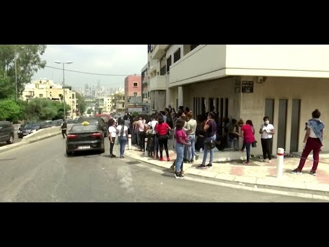 Ethiopian maids 'dumped' on the Lebanese streets   Africa Cable Network