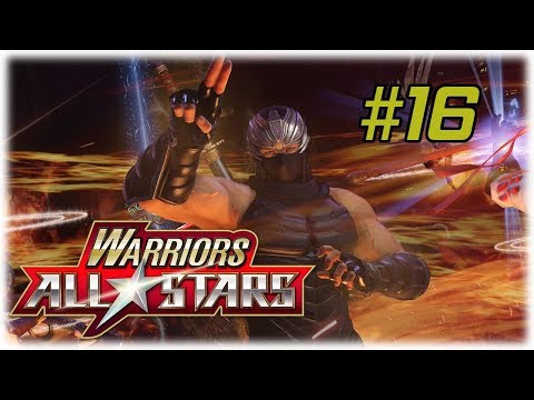 Warriors All-stars | Some of these battles are getting boring (#16) [PS4 Gameplay with Commentary]