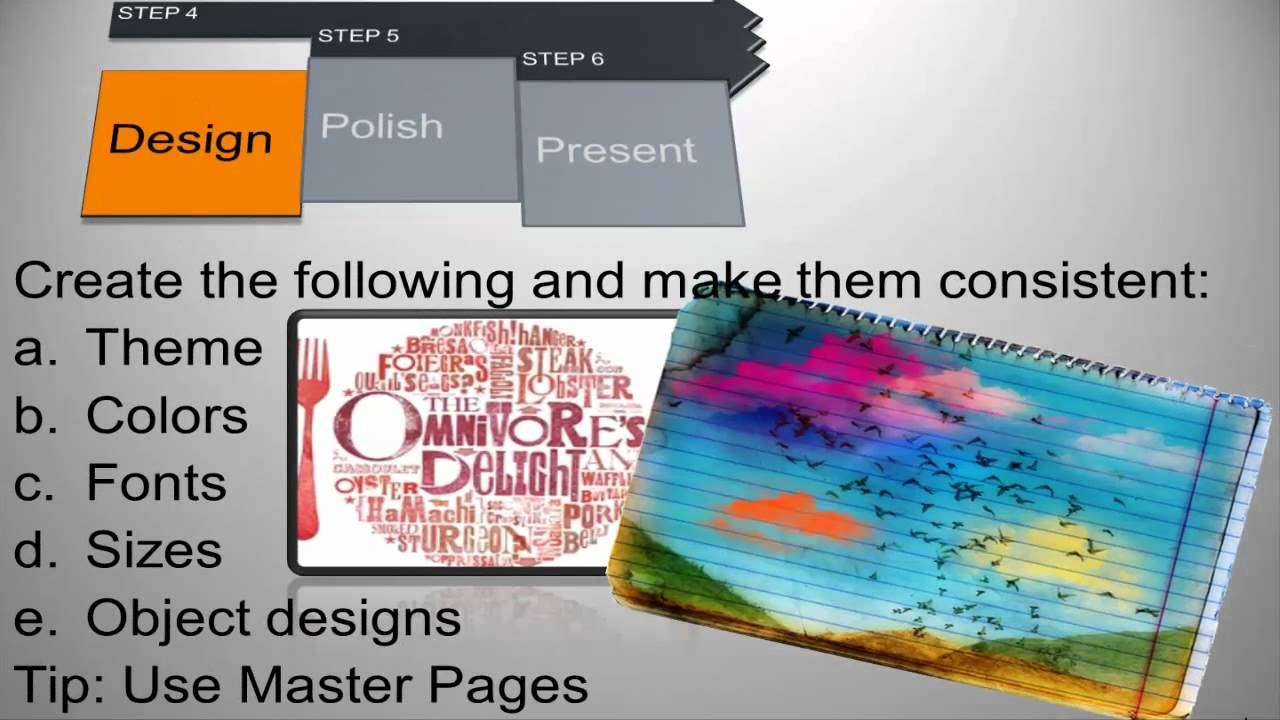 how to make watch in powerpoint
