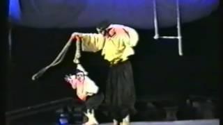 """""""Чайка по имени Джонатан Ливингстон"""" спектакль-экзерсис 1998г."""