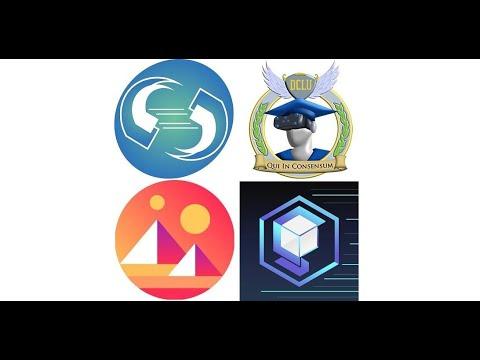 Decentraland University Workshop: Educational Blockchain Games