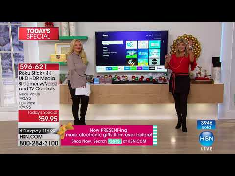 HSN | Electronic Gifts 12.09.2017 - 02 PM