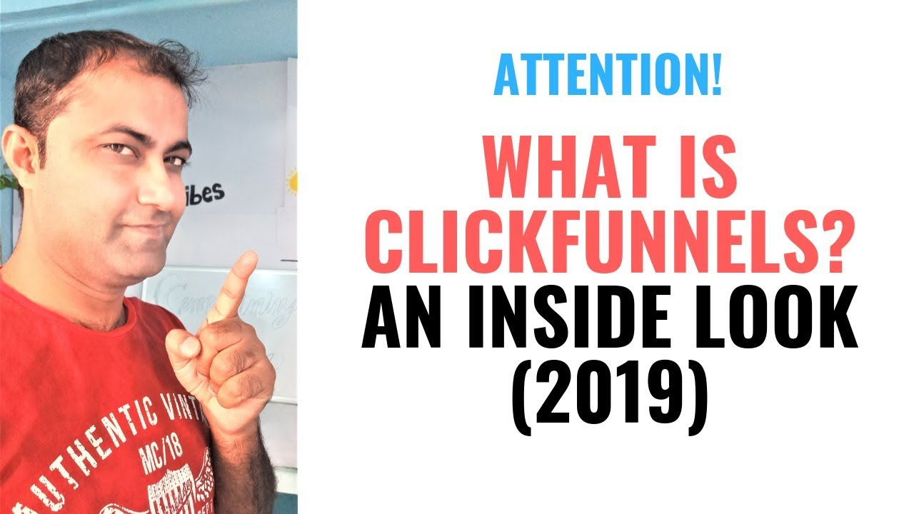 What is Clickfunnels? An Inside Look (2019)