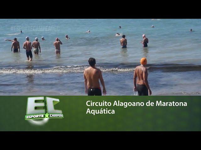 V Etapa do Circuito Alagoano de Maratona Aquática