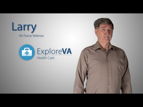 VA was there for Larry when a heart condition threatened his life.