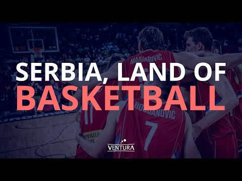 SERBIA CRAZY COACHES BASKETBALL - 'Serbia, Land of Basketball (Part I - Coaches)' intro