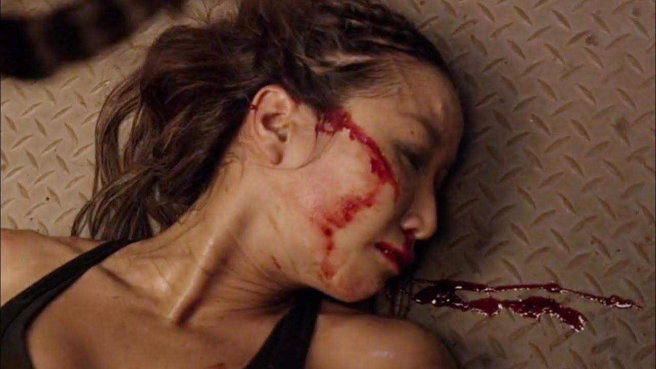 Guerreira de Sangue (Morte de Cassidy)