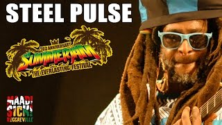 Steel Pulse - Chant A Psalm @ SummerJam 2015