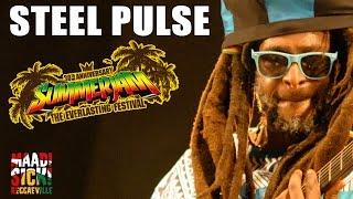 Steel Pulse - Chant A Psalm @SummerJam 2015