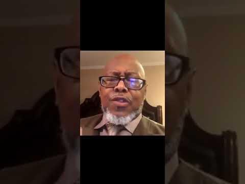 Download Pastor David Wilson's reply to his tongue video saga