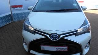 TOYOTA YARIS 1.5 HYBRID 5-DOOR CVT Auto For Sale On Auto Trader South Africa