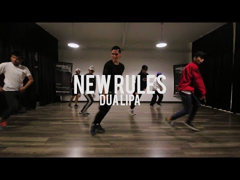 New Rules - Dua Lipa | Faruq Suhaimi Choreography