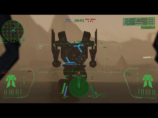 Mechwarrior Living Legends Chaos March Archive 2019 10th Anniversary Event TC Sandblasted