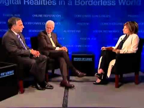 President Bill Clinton and Mati Kochavi CNBC Interview