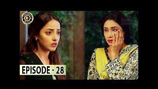 Badnaam Episode 28 - 25th Feb 2018 - Sanam Chudary & Ali Kazmi - Top Pakistani Drama