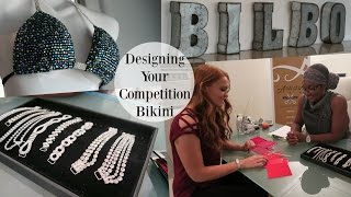 Designing Your Competition Bikini | Bikini Prep Series Eps. 17