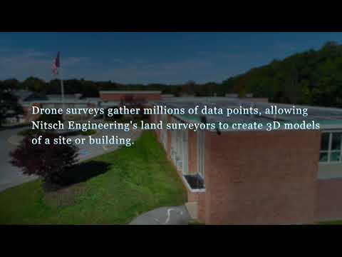 Drone Survey - Flight Collecting Data for 3D Model