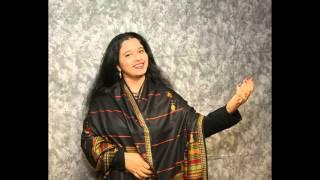 """Surdas Bhajan """"Akhiya Haridarasan Ki Pyasi"""" by MAHALAXMI SHENOY"""