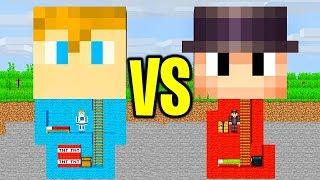 Dealereq vs Doknes SEKRETNE Ukryte BAZY! | Minecraft Challenge