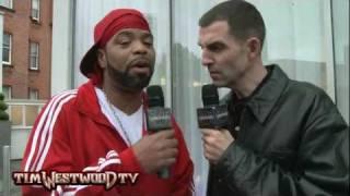 Method Man *BEHIND THE SCENES EXCLUSIVE* - Westwood