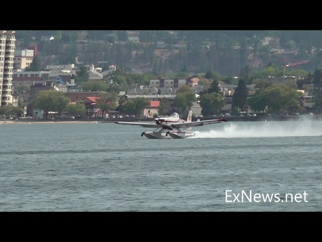 Skimmers Over Penticton