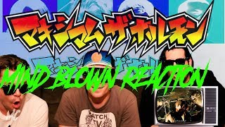Our Minds were Blown away by this Maximum the Hormone Song. マキシ...