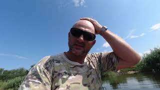 Рыбалка на щуку испытания новой камеры dji osmo action