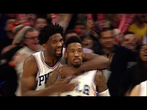 Top 10 Plays Philadelphia 76ers: January 2017 NBA Season